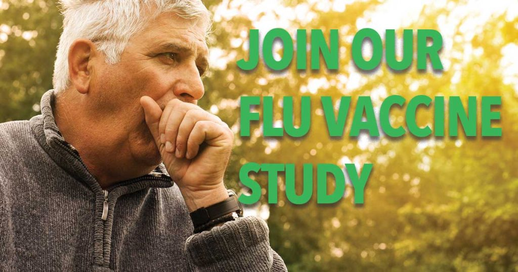 Join Our Flu Vaccine Research Study – PHC Sherlock Internal Medicine and PMG Research