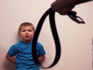 Dating Violence Tied to Spankings in Childhood
