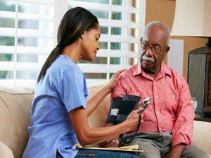 High Blood Pressure Threatens Aging Brain, Study Says