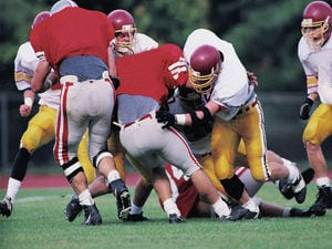 Contact Sports May Alter the Brain, Scans Suggest