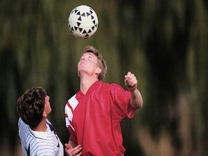 Soccer Heading Not Collisions >> For Soccer Players Heading May Pose Bigger Risk Than Collisions