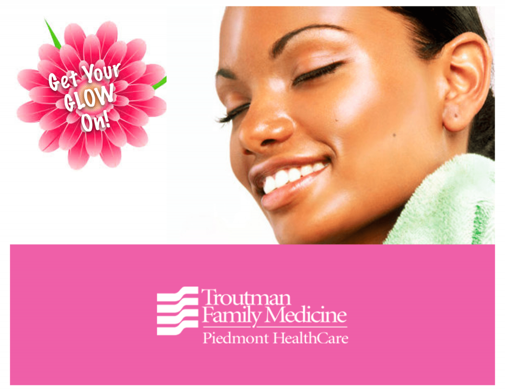 Get Your Glow On at Troutman Family Medicine!