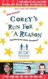 Coreys Run For A Reason Poster 2018