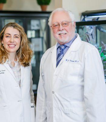 Dr. Simon and Dr. Redmond
