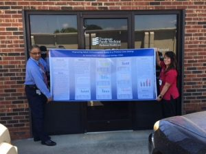 Dr. Amrish Patel and Jessica Hastings Present Immunizations Project at National Vaccinology Conference