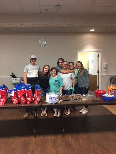 PHC Employees Host Bingo Night at VA in Salisbury