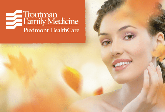 Troutman Family Medicine October Specials are here!
