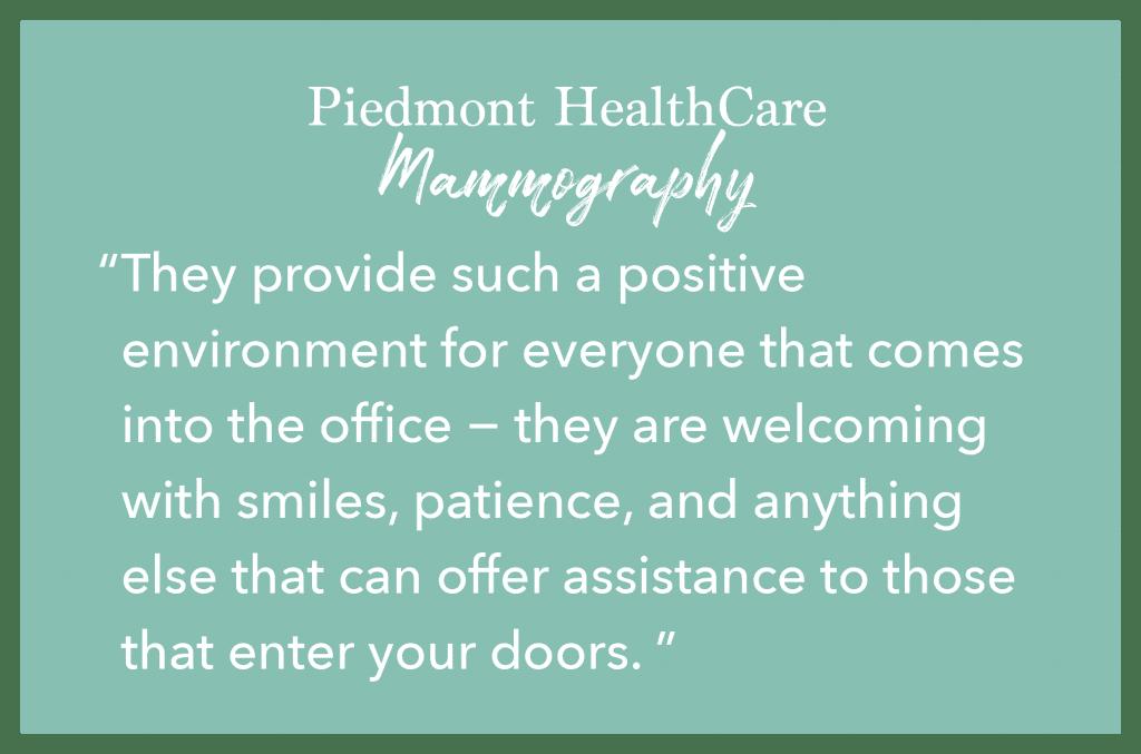 Home - Piedmont HealthCare
