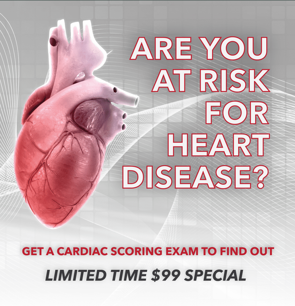 Cardiac Scoring Limited Time Offer at PHC